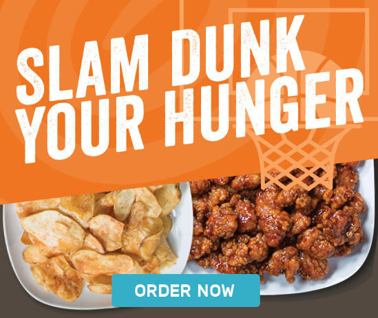 Slam Dunk Your Hunger with these Great Deals!