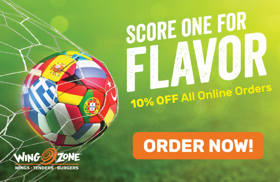 Score one for Flavor! 10% OFF all online orders!