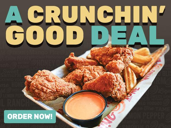 A Crunchin' Good Deal