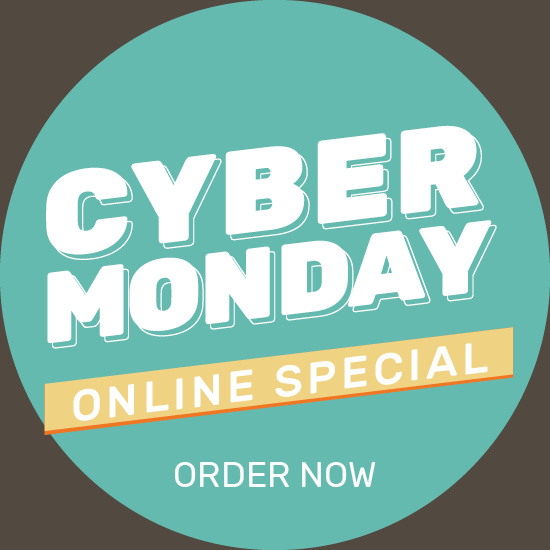 CYBER MONDAY Online Special